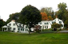 Berkshires B&B for Jess and Ian