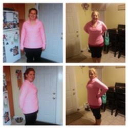 Shannon in Running Shape