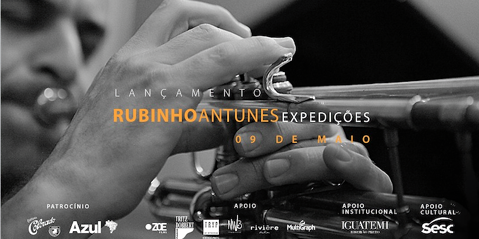 Rubinho Antunes - Expedições