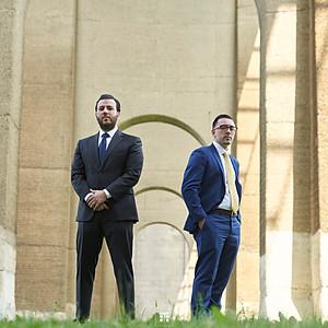 Theo & Vincenzo Headshots