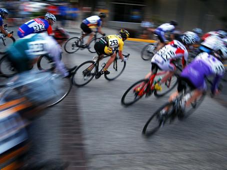 Bisiklet Sürüşlerinde Keskin Dönüşler