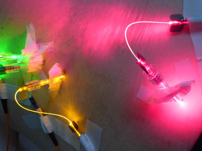 Photodynamische Therapie bei Gallengangskarzinomen