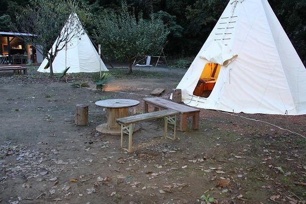 山梨 キャンプ スリーストーン