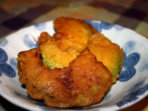 Spicy Tempura Pumpkin
