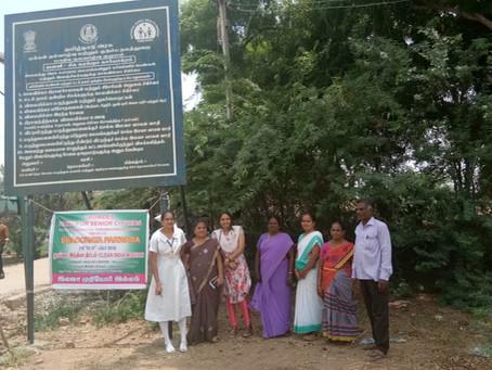 Swachhata Pakwada Campaign - TRUWDES