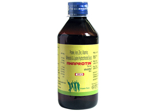 Anaprotin Syrup