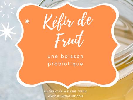 La boisson probiotique