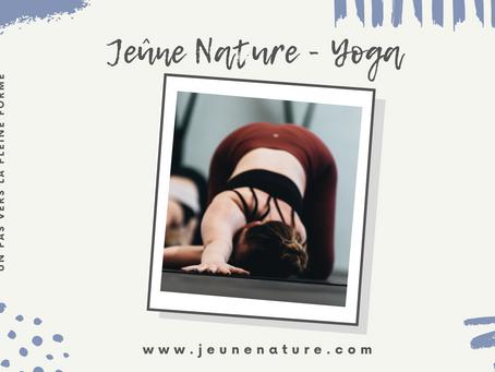 Yoga avec Jeûne Nature