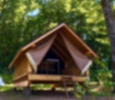 Hutte, Jeûne Nature, Camping d'Osenbach