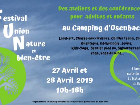 FUN- Festival Union Nature et bien-être
