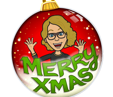 Joyeux Noël!  Merry Christmas!  God Jul!