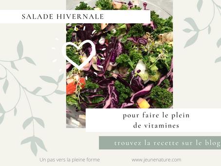 Salade Hivernale en couleur