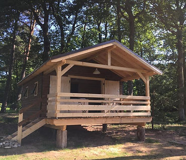 Lodge, Jeûne Nature, Camping d'Osenbach