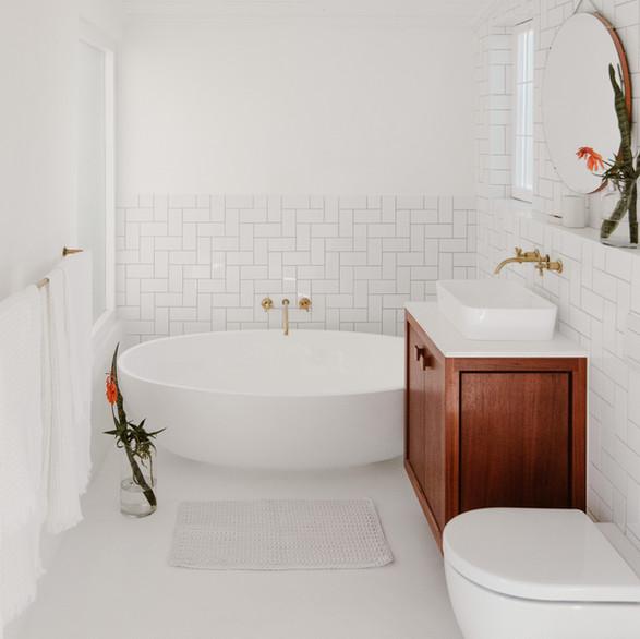 Camps Bay bathroom
