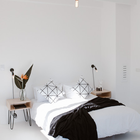 Bakoven bedroom