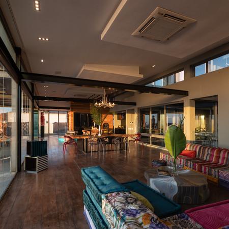 Clifton living room