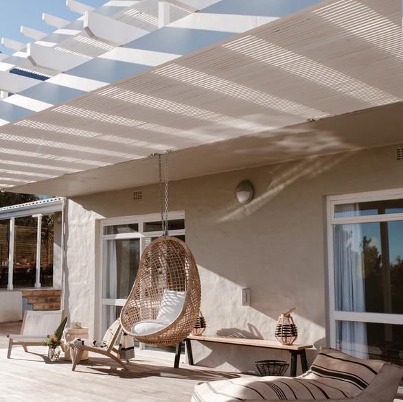 Camps Bay veranda