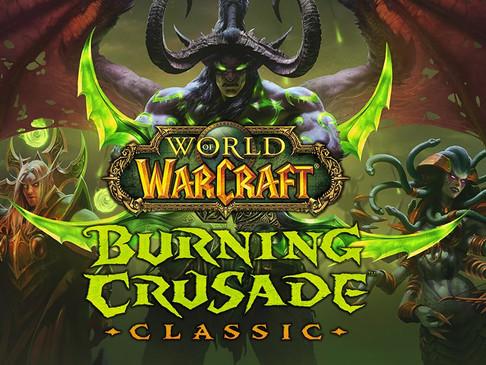 Burning Crusade Classic ganha data de lançamento