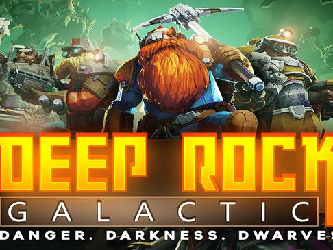 #LDGIndica: Deep Rock Galactic!