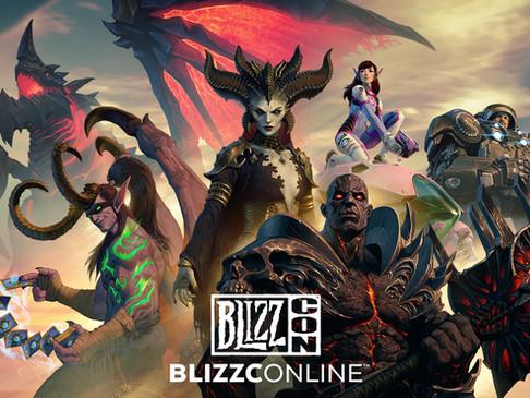 BlizzCon 2021 - Confira tudo o que rolou no evento.