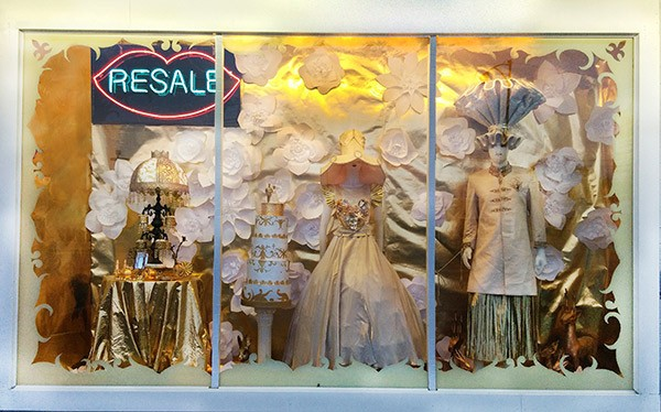 Bridal Season 2015 Window