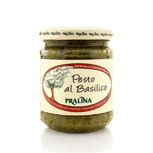 Pralina Pesto al Basilico