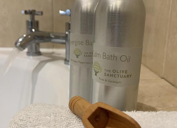 Luxury Bath Oil