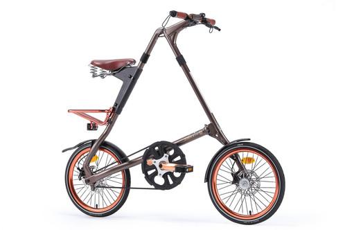 Strida EVO Deluxe | Bicicletas plegables Strida - Página Oficial