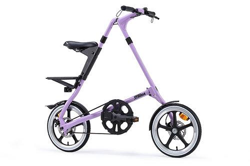 Bicicletas plegables Strida - Página Oficial | Strida LT lila