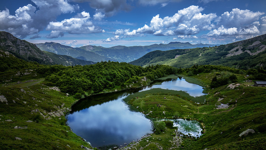 Lago Nero, Italia ©Fabiano Accorsi