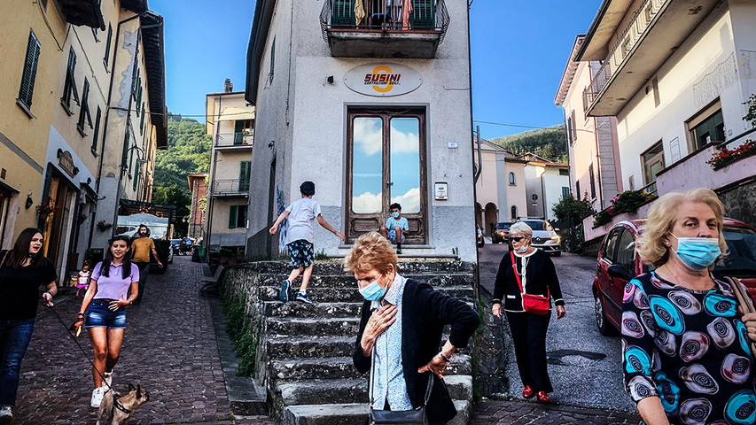 Maresca, Italia