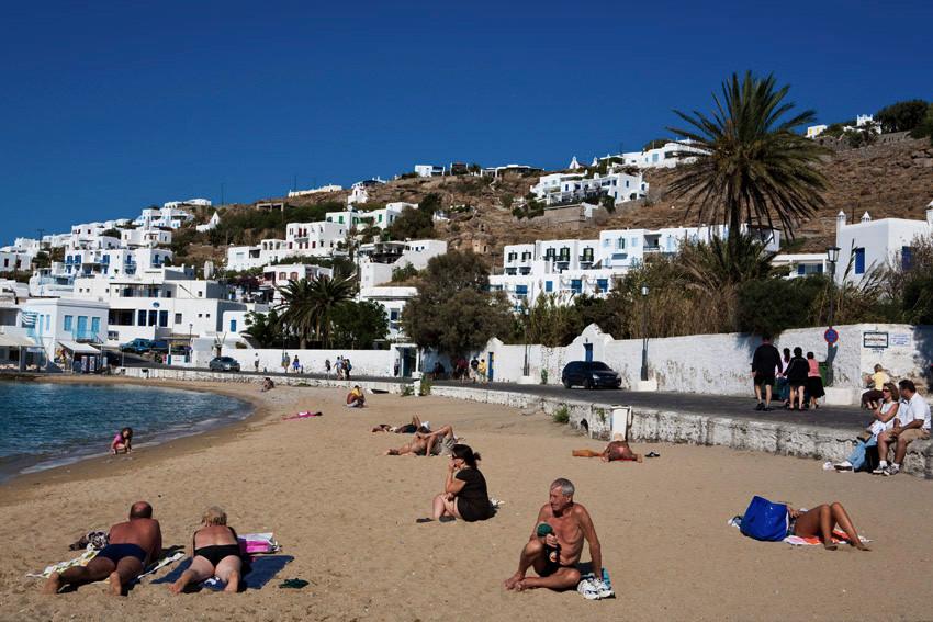 Mikonos Grecia ©Fabiano Accorsi