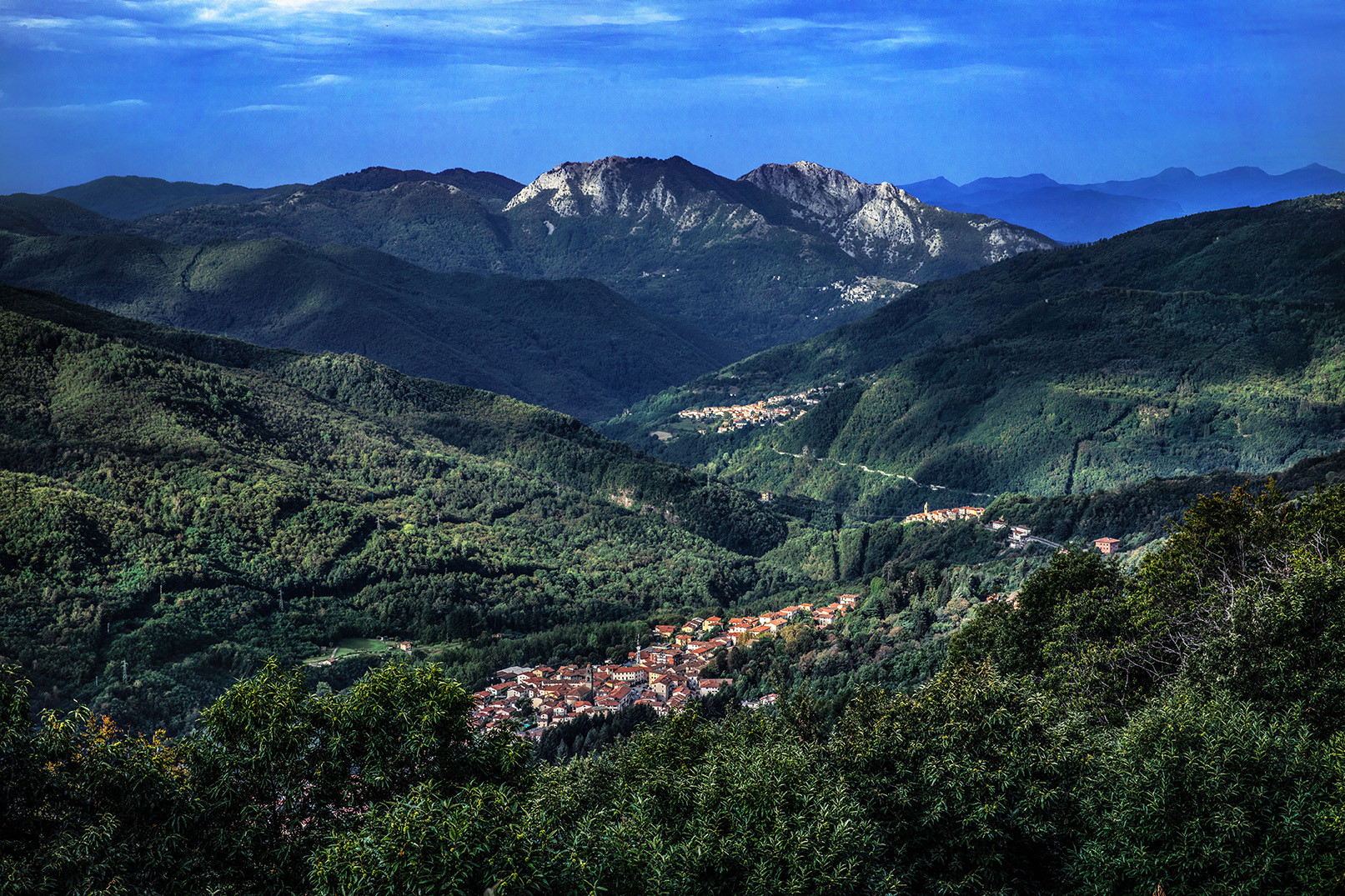 Montagna Pistoiese, Italia