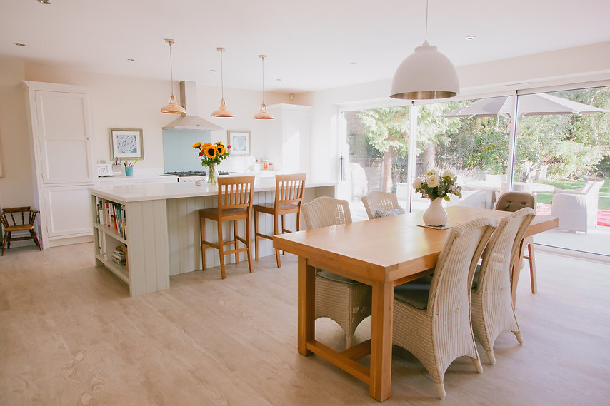 House renovations in Surrey and South West London