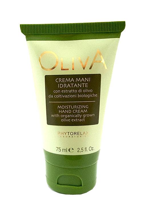 OLIVA  Feuchtigkeits-Handcreme 75ml