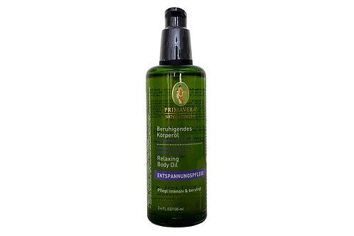 Primavera beruhigendes Körperöl Bio-Lavendel & Bio Vanille 100ml