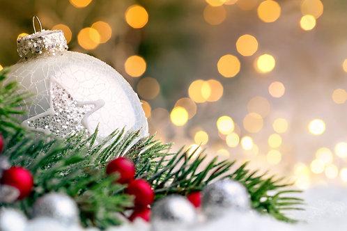 Weihnachtsgutschein 1 Std. Massage