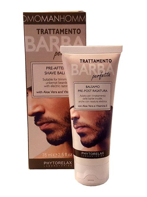 PourHomme Pre- und Aftershave-Balm 75ml