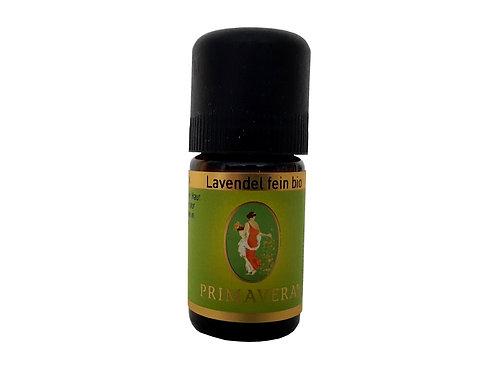 Lavendel fein bio 100%äth. Öl 5ml/10ml