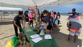 DÍA MUNDIAL DE LOS OCEÁNOS: Evento en la Playa de la Patacona (Valencia)