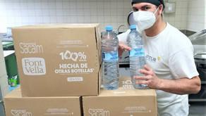 Intur elimina las botellas de plástico de todos sus centros siguiendo su apuesta por la sostenibilid