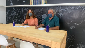 FIRMADO ACUERDO DE COLABORACIÓN ENTRE THE ISBJORN COLLECTIVE Y NATURA GARDEN
