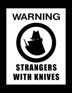 stranger warning