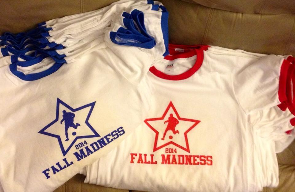 Fall Madness, 2014