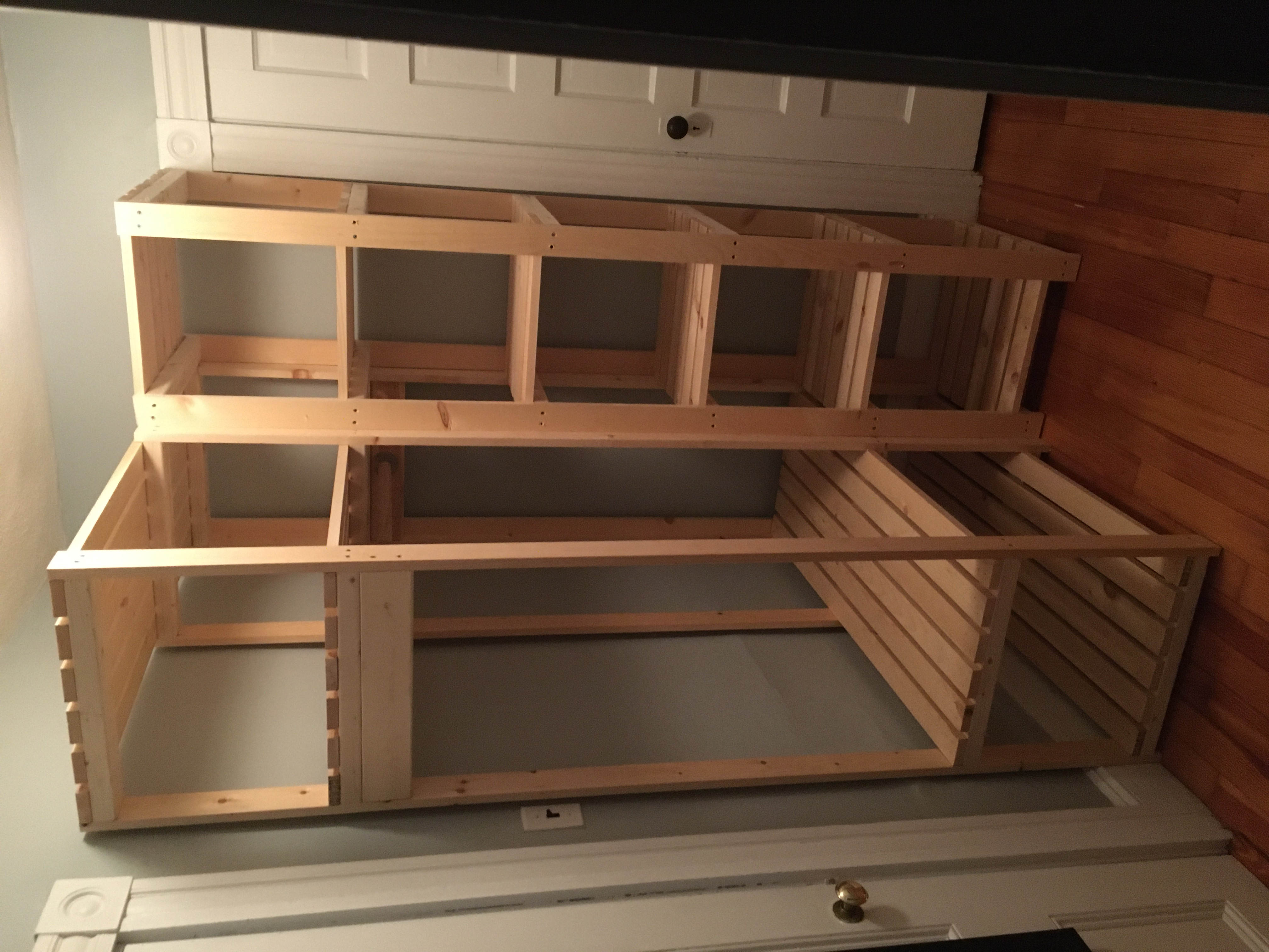 Eusden Closet Shelf