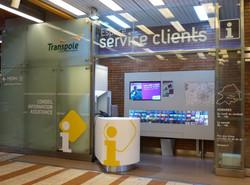 kiosque station Hôtel de Ville
