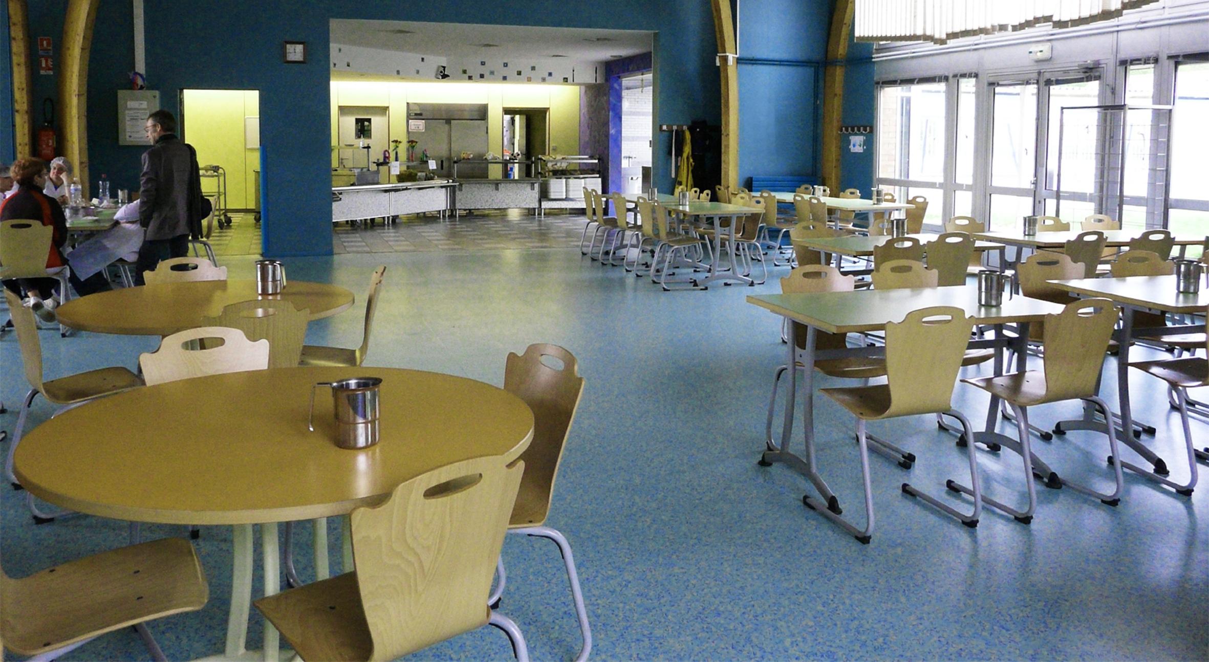 restaurant scolaire à Annoeulin