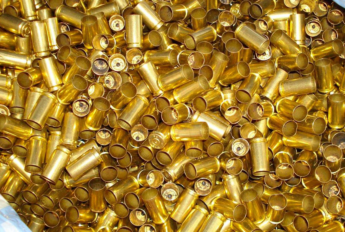 Yellow Brass / Shells