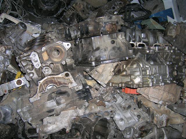 Die Cast Mix / Carburetor