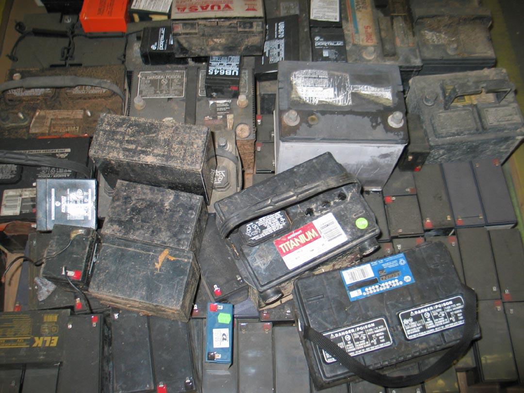 Batteries / Industrial